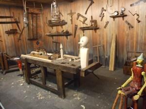 Il laboratorio di Geppetto