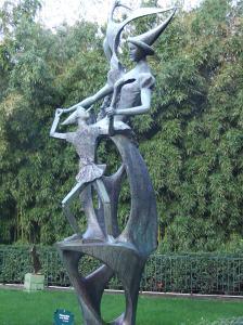 Pinocchio e la fata (foto: SV)