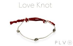 Il bracciale Love Knot