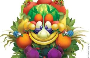 Fooddy, la mascotte di Expo 2015