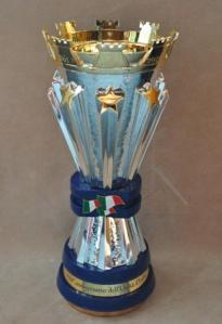La coppa dei 150 anni dell'unità d'Italia