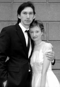 Alba Rohrwacher e David Driver