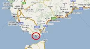 Tarifa, la punta più meridionale d'Europa