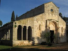 Chiesa Santa Maria di Cerrate, uno dei 30 beni FAI
