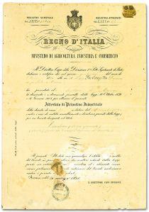 Il brevetto del Pandoro
