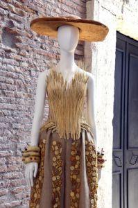 Il vestito di pane di...