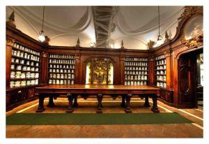 farmacia incurabili tavolo